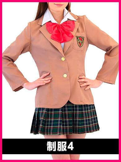 女の子in高校制服4