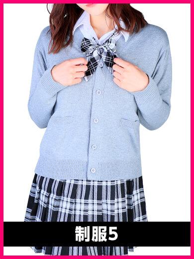 女の子in高校制服5